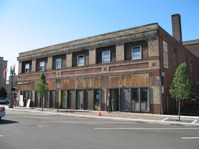400 McKinley space pre-demolition