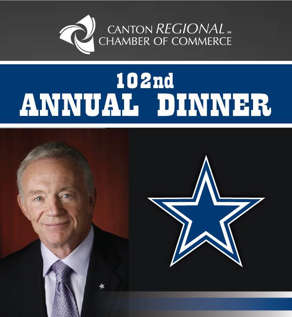 102nd Annual Dinner featuring Jerry Jones