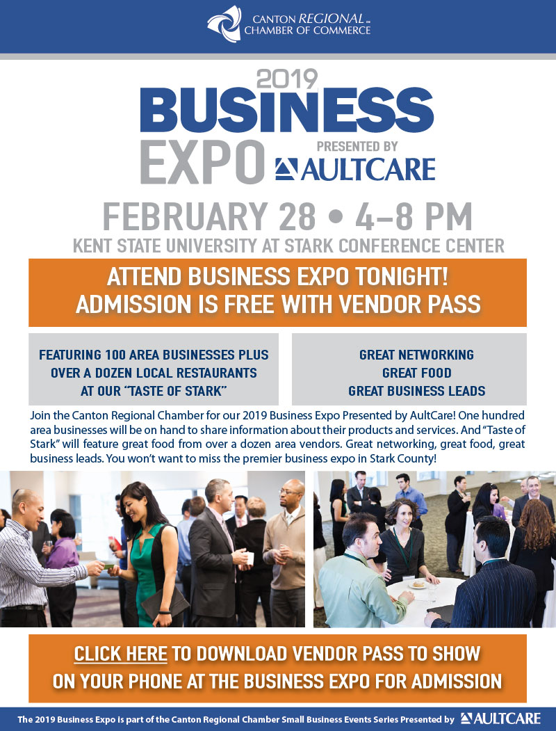 Kent State Stark Campus Map.2019 Business Expo Presented By Aultcare