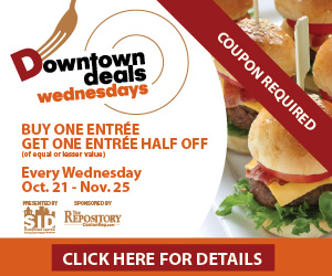 Downtown Deals Wednesdays