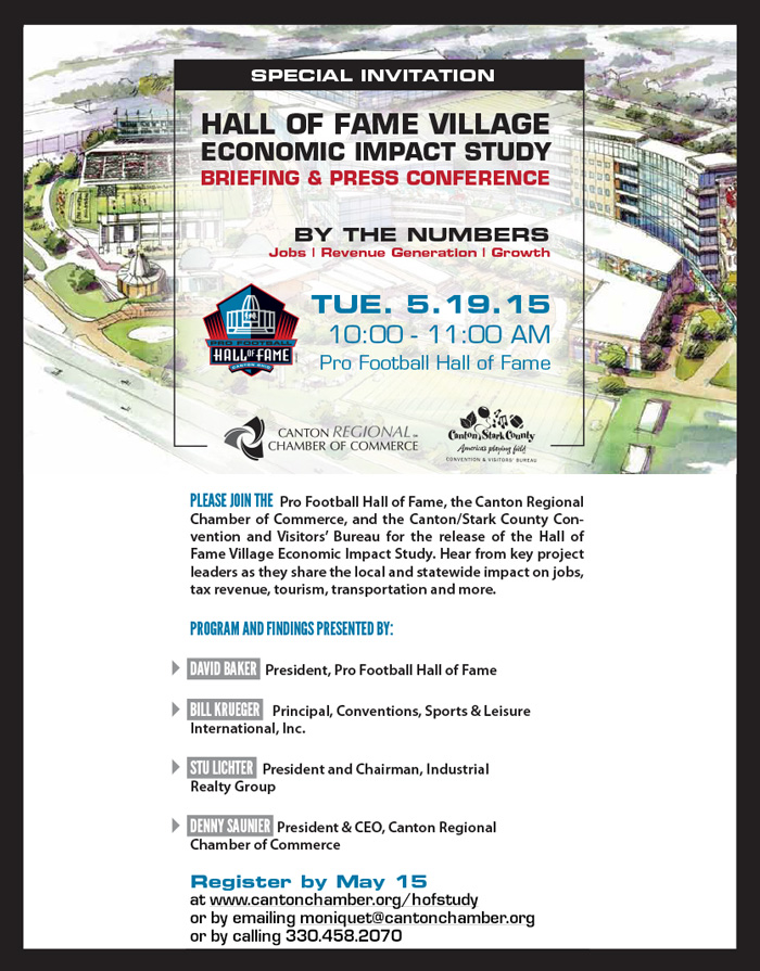 Hall of Fame Village Economic Impact Study
