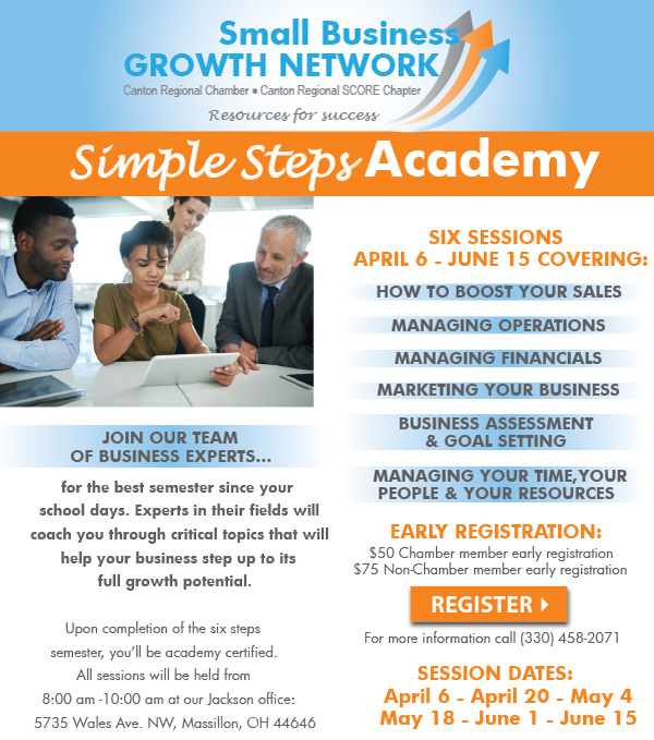 SBGN Simple Steps Academy