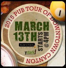 2015 Pub Tour