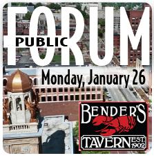 #YPvoice Public Forum